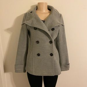 H&M Gray Coat